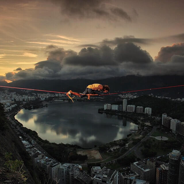 Brazilian adventure photographer Murilo Vargas 100limitefilmes shares adrenaline for ahellip