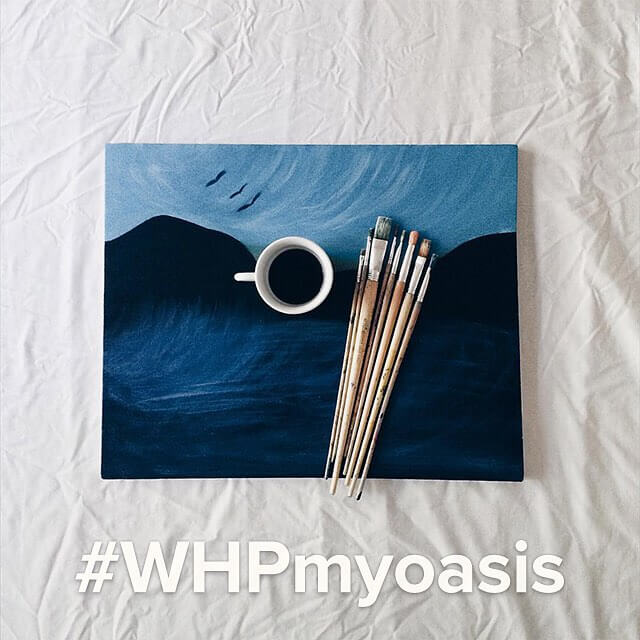 Weekend Hashtag Project WHPmyoasis The goal this weekend is tohellip