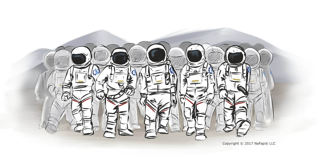 fapstronautsnwalking
